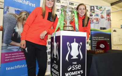 Holly Lodge Hosts SSE FA Women's Cup draw