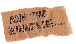 English Revision Raffle winners