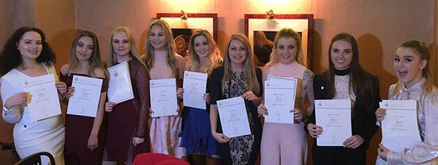 b7bec4125fc6ee Duke of Edinburgh students at the gold awards at St James s Palace ...