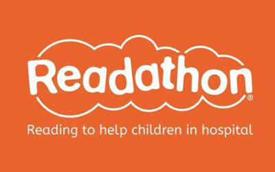 Reading to help children in hospital