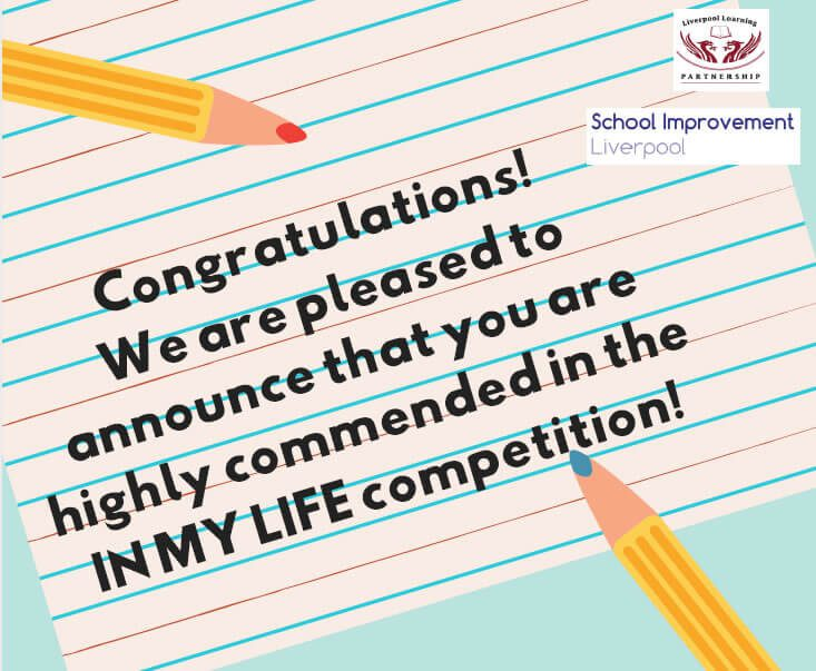 In My Life Competition