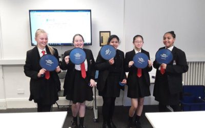 Year 8 become Digital Explorers for the day
