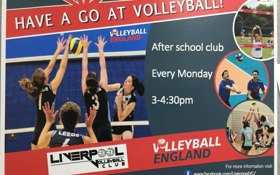 Volleyball Club taster sessions