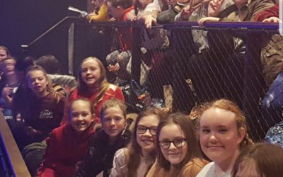 A Rock N' Rollin' Night at The Panto